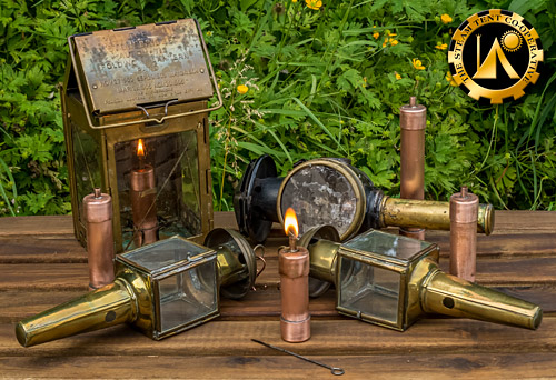 Making Trench Candles. The Steam Tent Co-operative. © Gary Waidson - www.Steamtent.uk